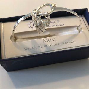 Jewelry - Swarovski crystal Mom bracelet